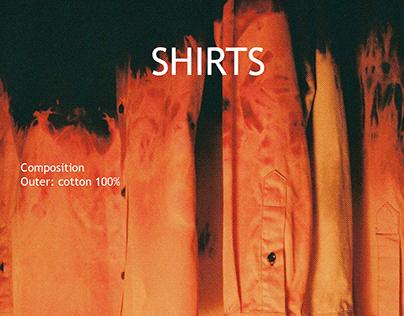 Shirts RRR