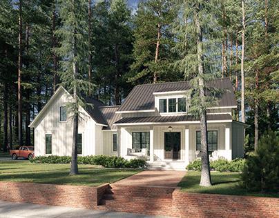 1448 House Renderings