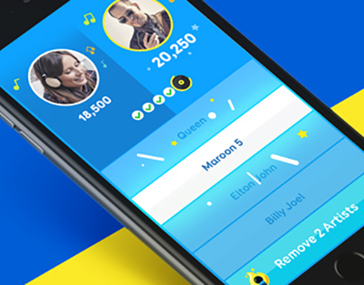 SongPop 2 Mobile Game