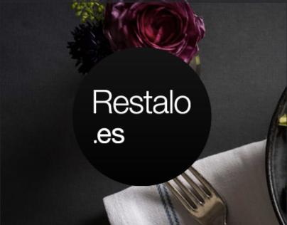Restalo.es Website