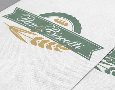 Pan&Biscotti brand identity