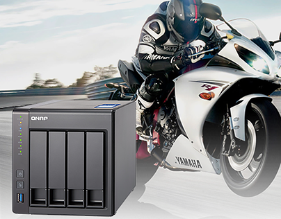 Network Attached Storage Solution- QNAP
