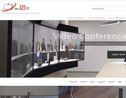 323.tv- Video Conferencing Solutions & AV Equipment
