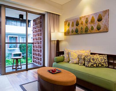 INAYA Putri Bali - Deluxe One Bedroom