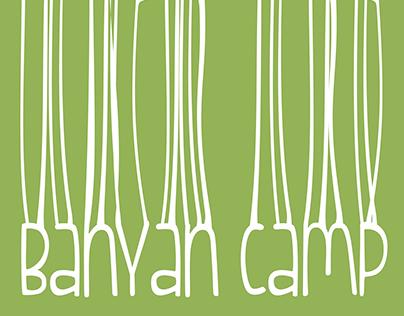 Banyan Camp, Udawalawe (Logo Design)
