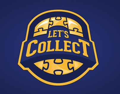 Let's Collect - Proposta Rebranding