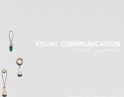 Trend Journal: Visual Communication