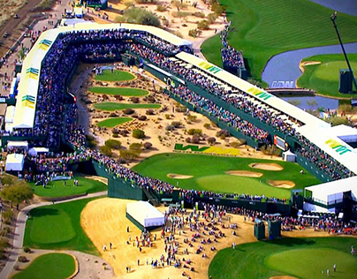 Phoenix Open Apart from Other PGA Tour Events