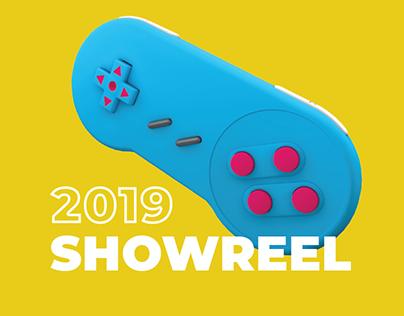 High Contrast - 2019 Showreel