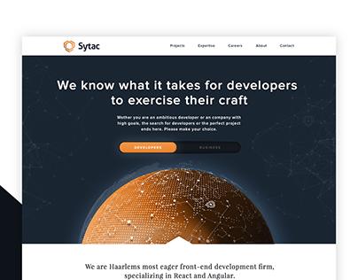 Sytac Redesign