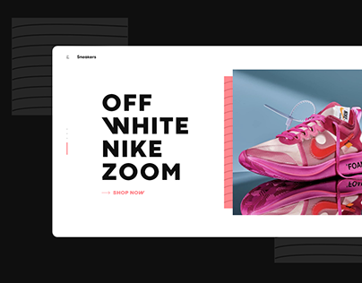 Sneakers Store Concept