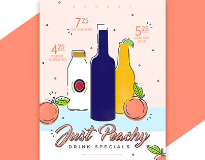 Remington Park August Drink Specials 2019