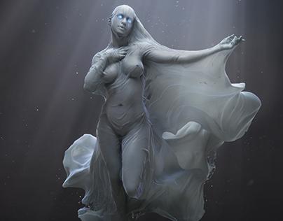 Creature Design: Pale Night
