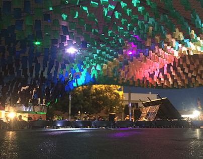 Marketplace Sustainability Pavilion