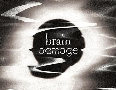 Brain Damage Lyric Book