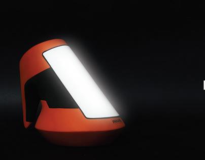 Lumina | Emergency lamp Concept