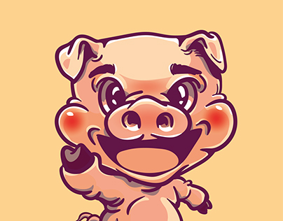 piggy character