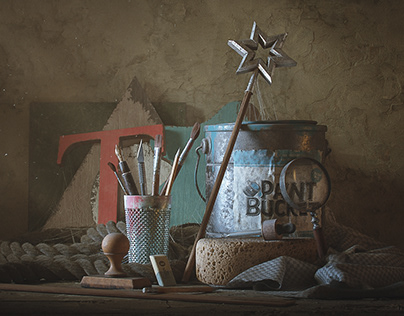 Photoshop Still Life