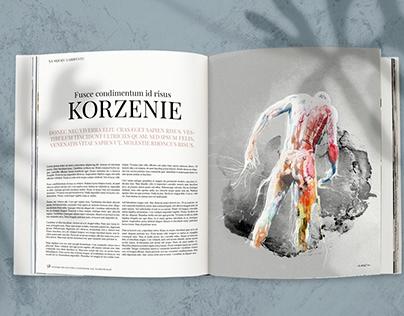 Press art ilustrations