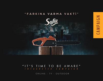 """Sofia """"Farkına Varma Vakti!"""" Campaign'2020"""