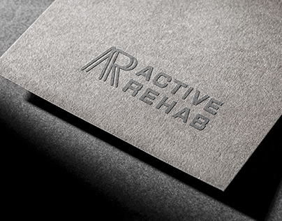 Active rehab - Physiotherapy clinic - Branding