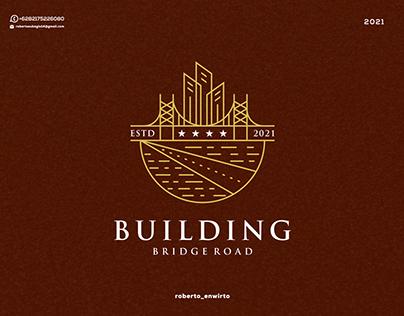Building Bridge Road Logo