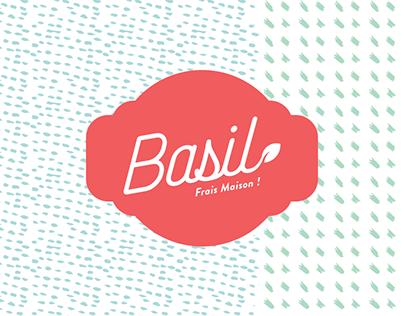 Basil — branding