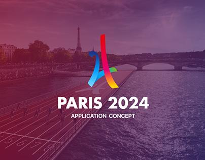 PARIS 2024 - Application Concept