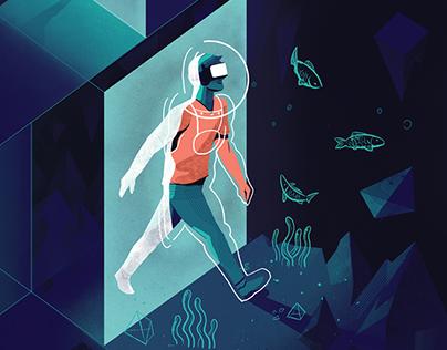 Let's take a dive into Virtual Reality