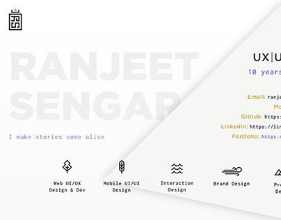 My Resume Design