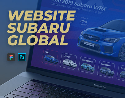 Subaru website