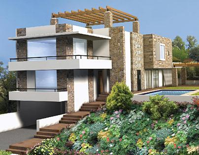 Arquitectural Displays 3d & Illustrated