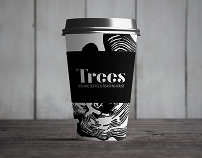 Trees Organic Coffee & Roasting House - Conceptual