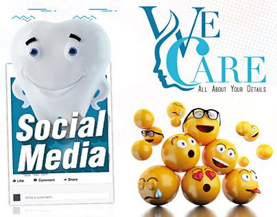 We Care Social Media