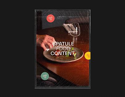 Spatule Food Content