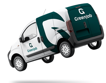 Green Job logo