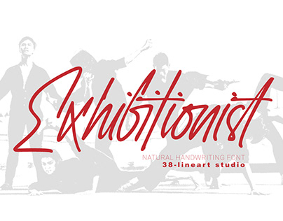 Exhibitions Font