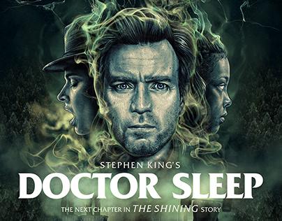 WARNER BROS. - DOCTOR SLEEP (2019)