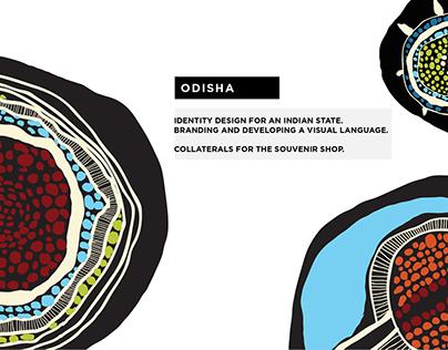 Odisha - Identity Design