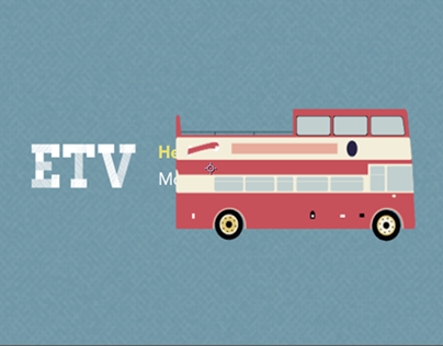 ETV Identity (Ident, Sting, Caption)