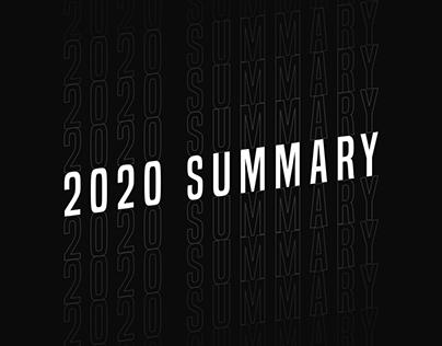 2020 Summary