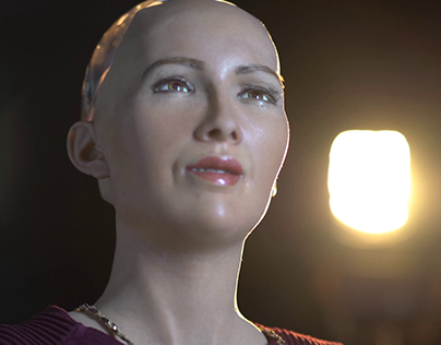 Sophia's Journey for Hanson Robotics (Director/Editor)