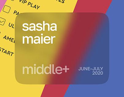 Sasha Maier