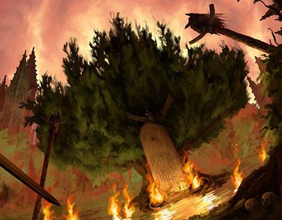 Inmortis Game illustration