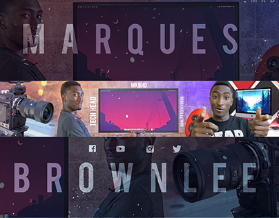 MKBHD Banner