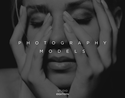 Studio 18 - fotografia modelek