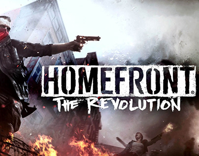 Homefront the Revoloution - Shipyard and Drones