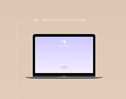 WebGL - Museum of players