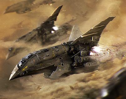 Artifice Phase IV : Velocity : Spitfire