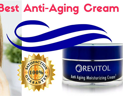 Revitol Cream Anti Aging On Behance